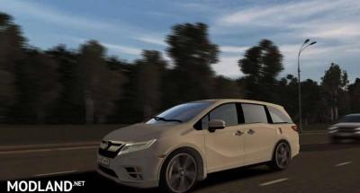 2018 Honda Odyssey Elite [1.5.6], 3 photo